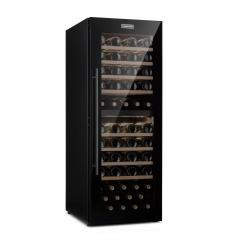 Barossa 77 Duo, vinoteka, 2 zone, 191 l, 77 boca, touchscreen, LED, crna
