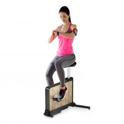 Roomik Move, cardio bike, birch, 8 kg, volant, 8 niveluri de rezistență Roomik Move (Office Cardio)
