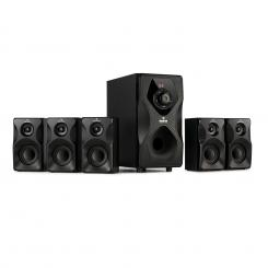 Concept 720, 5.1 audio sustav, 95 W, OneSide subwoofer, BT, USB, SD