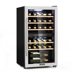 Vinamour 29D, răcitor de vin, 2 zone, 80 l, 29 sticle, 5 - 22 °C, tactil 29_bottles | 2_cooling_zones