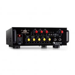 Amp EQ BT, amplificator HiFi de karaoke, 2 x 30 W RMS, BT, USB, SD, 2 x intrare microfon With_bluetooth