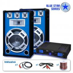 "Set PA Seria Blue Star ""Beatstar"" 2000W"