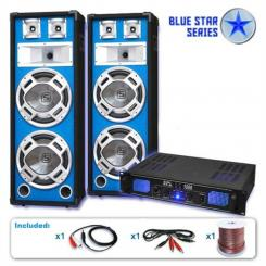 "Set PA Seria Blue Star ""Basskern"" 2800 W"