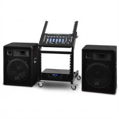 DJ PA Set Rack Star Seria Venus Bounce 1600W