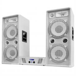 "DJ/PA szett White Star Series ""Arctic Ice"", 2000W-os"