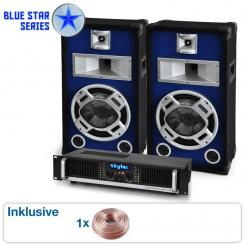 "PA Set Blue Star Series ""Beatbass I"" 800 W"