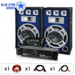 "DJ PA seria Blue Star Series ""Beatmix"", 1600 W"