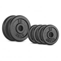 IPB 10, SET UTEGA, 4 x 1,25 kg + 2 x 2,50 kg, 30 MM
