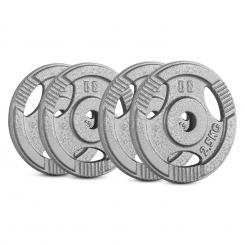 IP3H 10, SET UTEGA, 4 x 2,5 kg, 30 MM