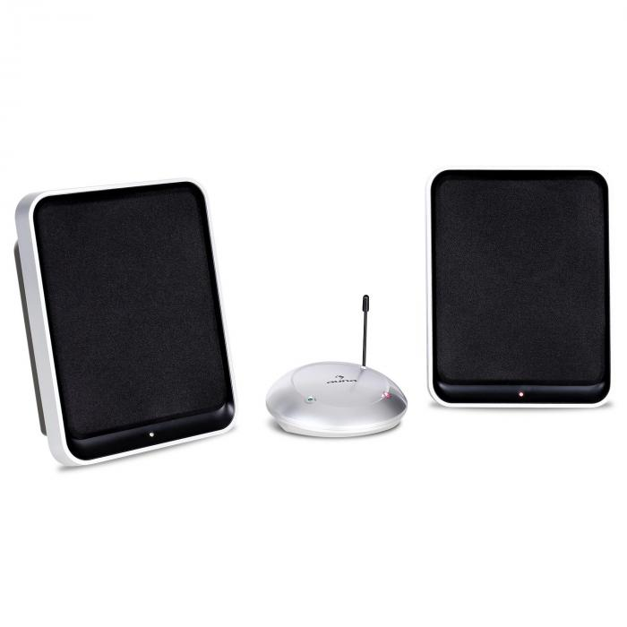 Boxe portabile wireless 400W UHF