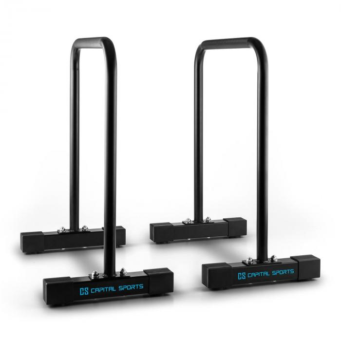 Capital Sports Black Core Equalizer, workout celého těla, černý