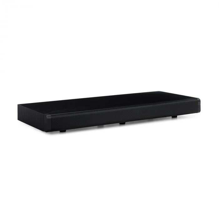 Auna Stealth Bar 60, soundbase, soundbar, HDMI, bluetooth, USB, do 22 kg, černý