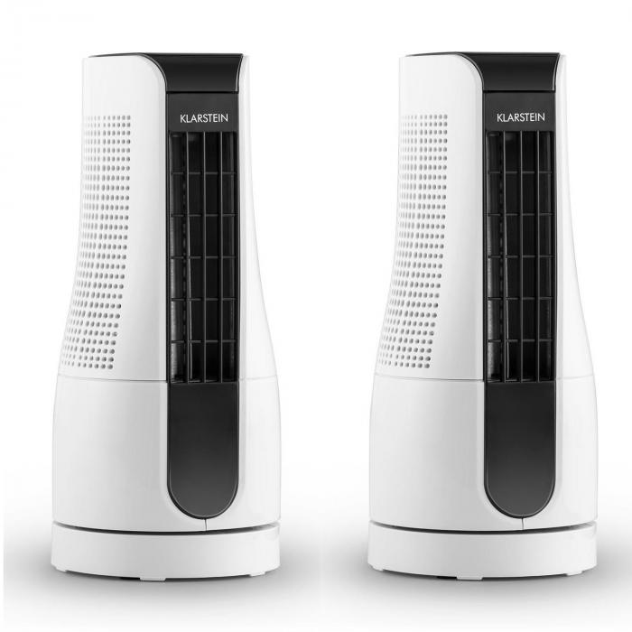 Skyscraper Office Tower, ventilator 16W Touch alb