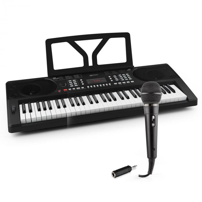 Etude 300, set keyboard + mikrofón s adaptérom