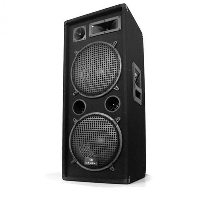 "BLUE STAR SERIJE ""BASS VETERAN"" PA DJ SET 1600 W"