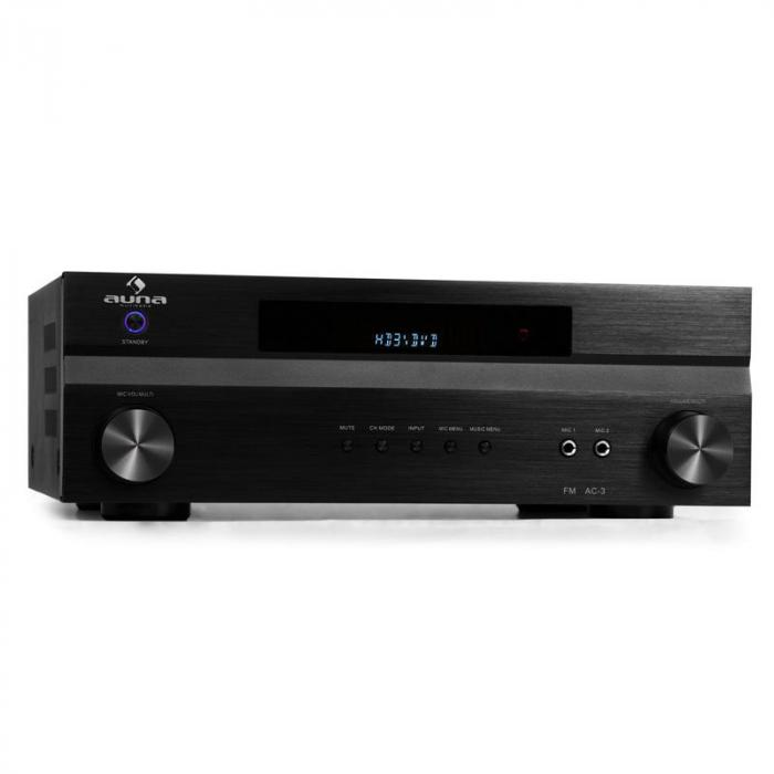 Surround HiFi set Supreme Tower CDPlayer 125W