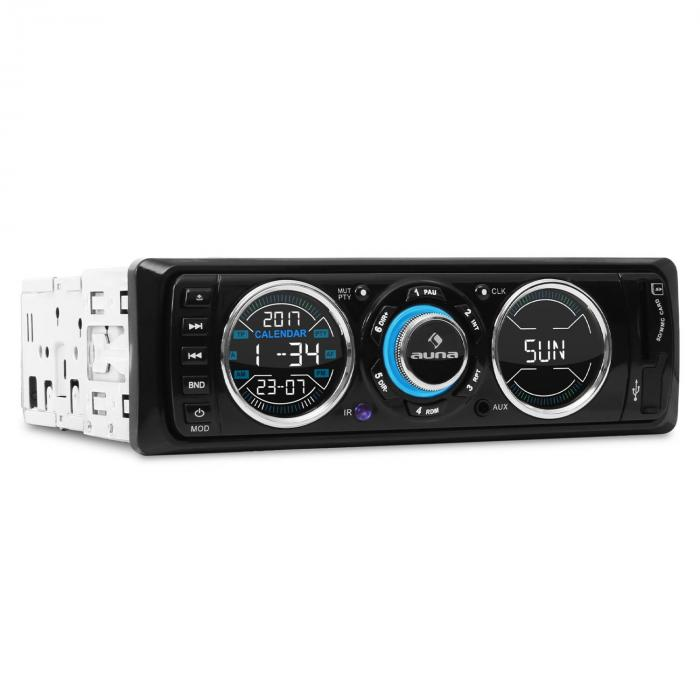 MD-180 FM Radio RDS USB SD MP3 AUX design