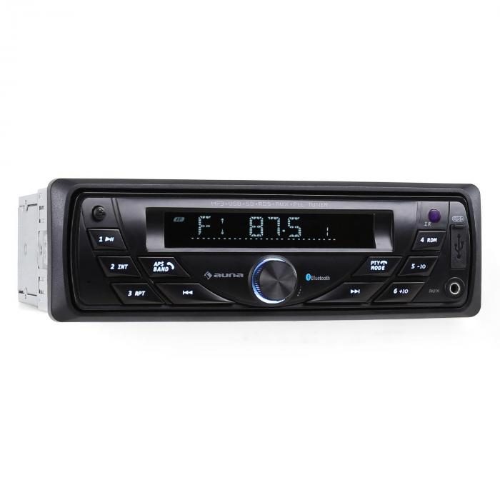 autorádio md-140-bt, mp3, usb, sd, rds, aux, pll