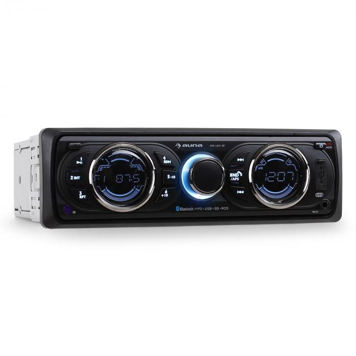 MD - 160 BT авторадио, MP3, USB, RDS, SD, AUX, BLUETOOTH