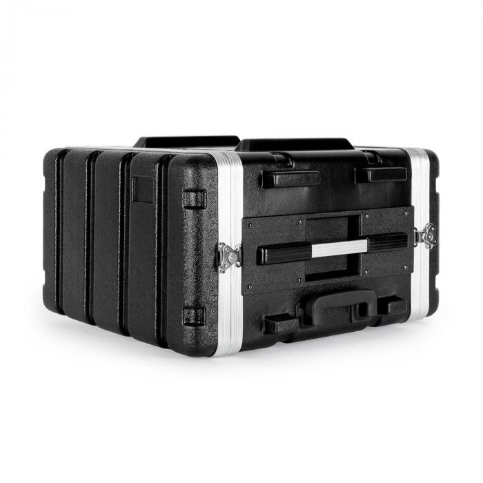 "ABS-TROLLEY FLIGHTCASE, valiză, 19"", 4U"