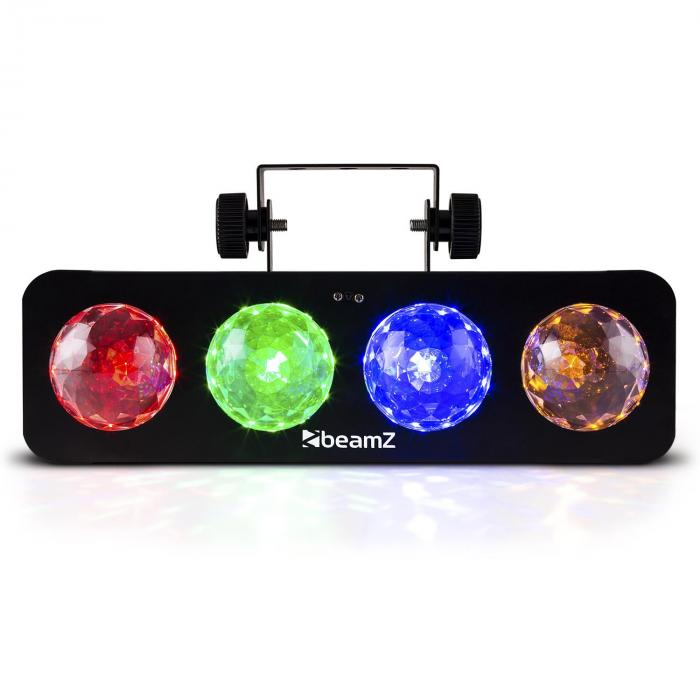 DJ Bank BX, 20W, LED svjetlosni efekt sa 4 RGBA LED