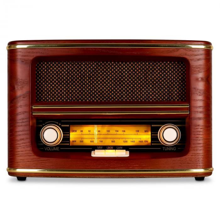 Belle Epoque 1905, Retro Radio, AM, FM