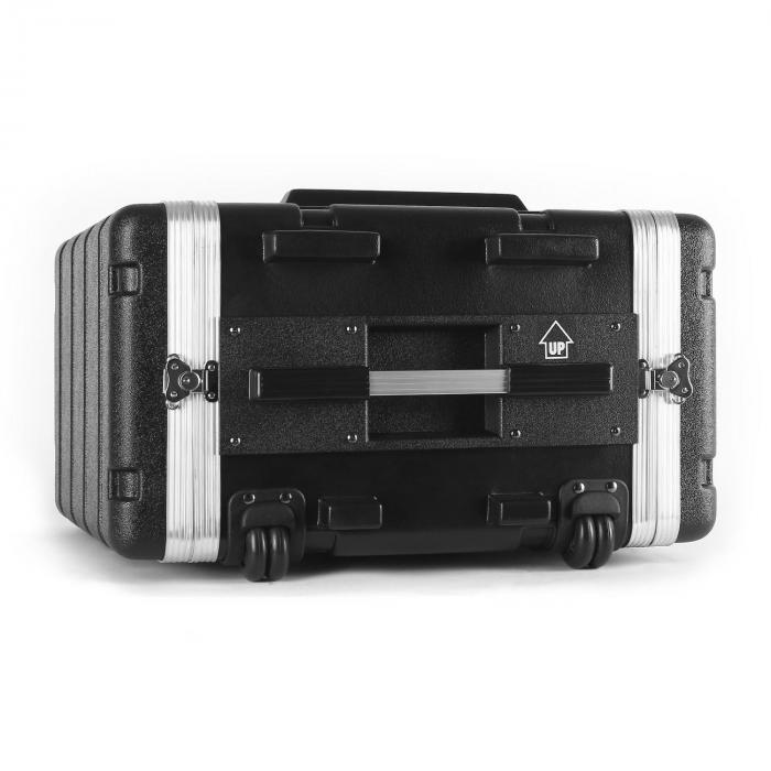 "ABS-TROLLEY FLIGHTCASE, valiză, 19"", 6U"