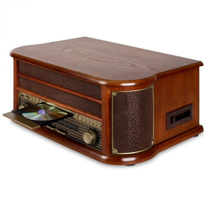 Belle Epoque 1908, retro stereo naprava, bluetooth