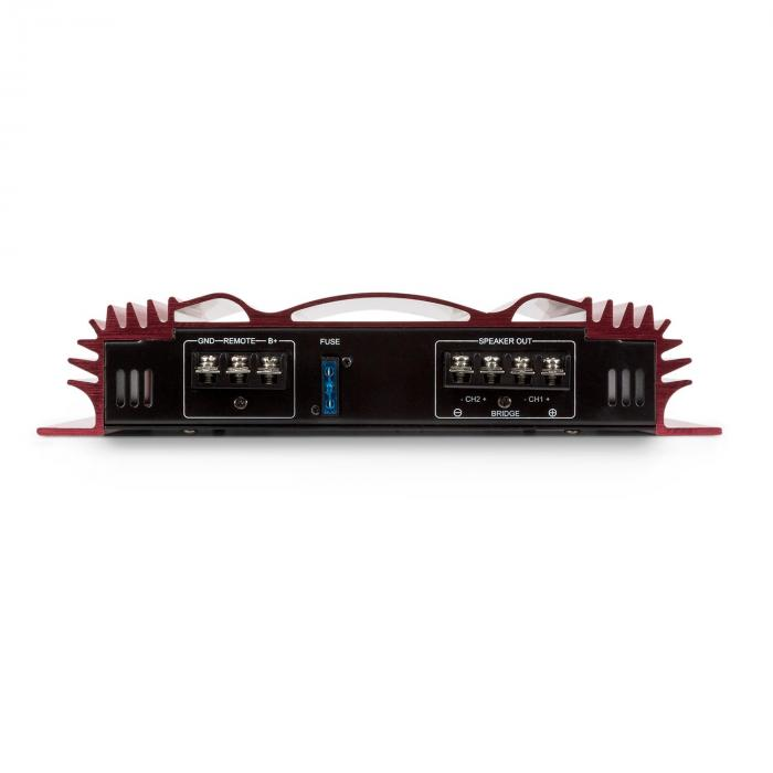 C500.2. amplificator auto- 2 canale, 2 x95 W RMS