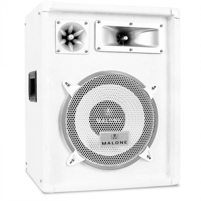 "DJ set White Star Series ""Arctic Storm"" 800 W"