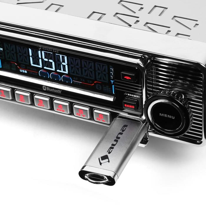 TCX-1-RMD Auto Stereo radio Bluetooth USB SD MP3 CD AUX
