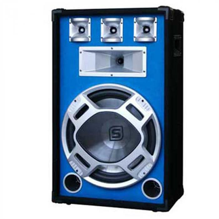 "Blue Star Series ""Beatmix"" DJ PA szett, 1600 W"