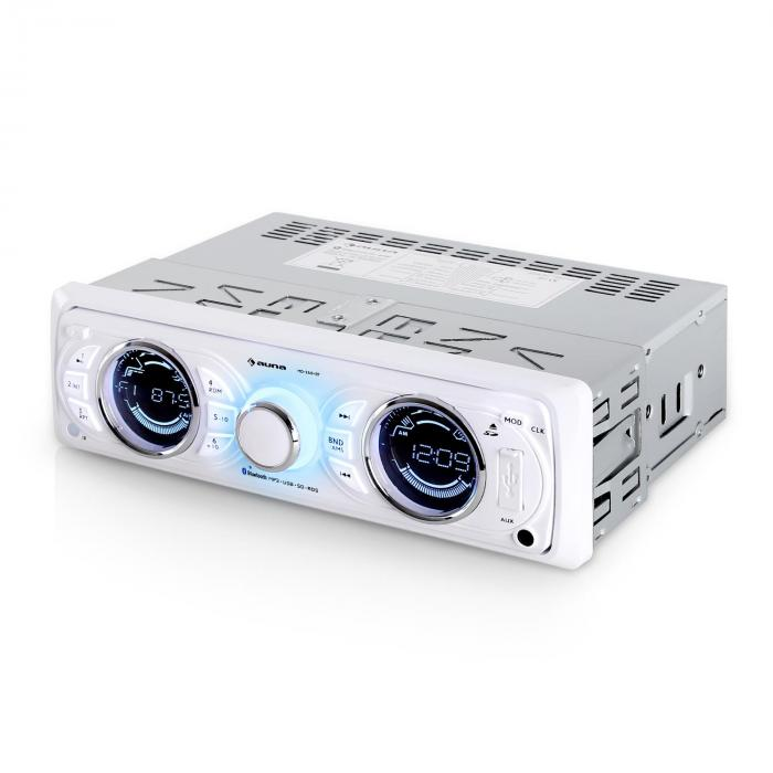 MD-170-BT, AUTORADIO MP3 USB SD RDS AUX BOUETOOTH