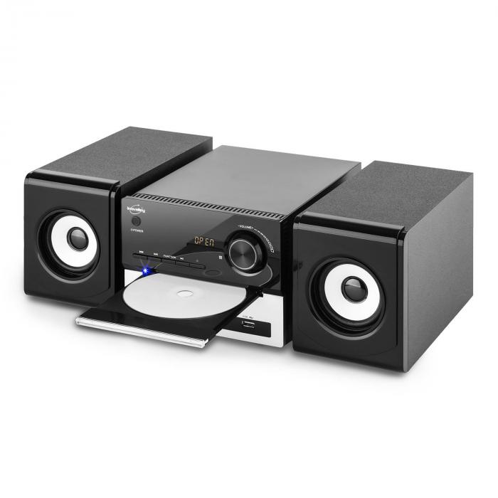 CH11CD, audio sistem, CD, USB, SD, MP3, FM, AUX, daljinski upravljač