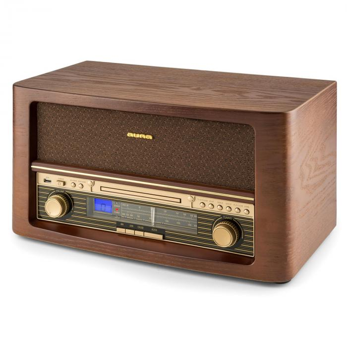 Belle Epoque 1906 Retro CD stereo USB MP3 AUX FM / AM