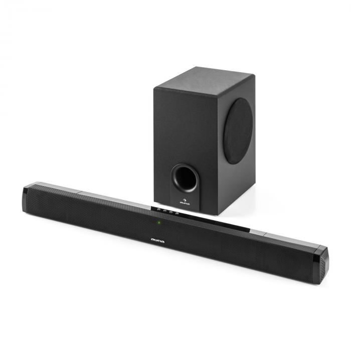 AREAL BAR 550, SOUNDBAR, SUBWOOFER, 2.1 BLUETOOTH, 60 W, RMS, AUX VSTUP