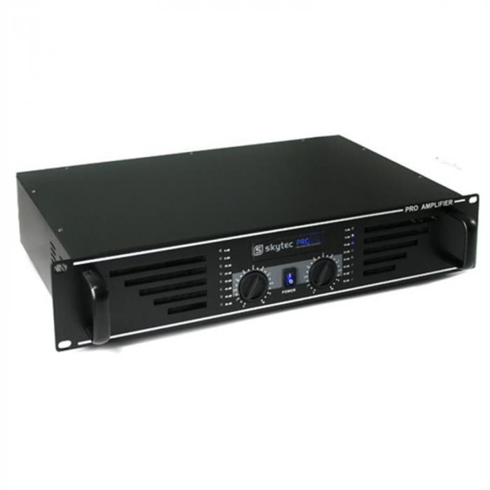 "Set DJ PA ""Bass Blast Force"" Amplificator PA-Boxe 1000W"
