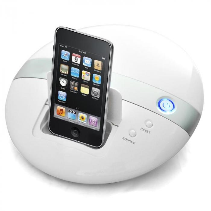 IGAME V60, iPOD DOCKING GAMING KONZOLA, 10 IGER